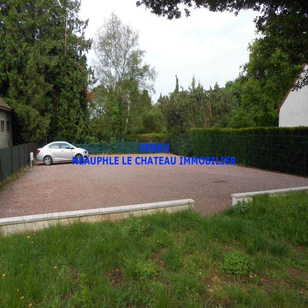 Offres de vente Terrain Jouars-Pontchartrain 78760