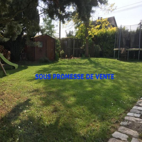 Offres de vente Terrain Saulx-Marchais 78650